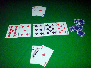 holdem poker bad beat