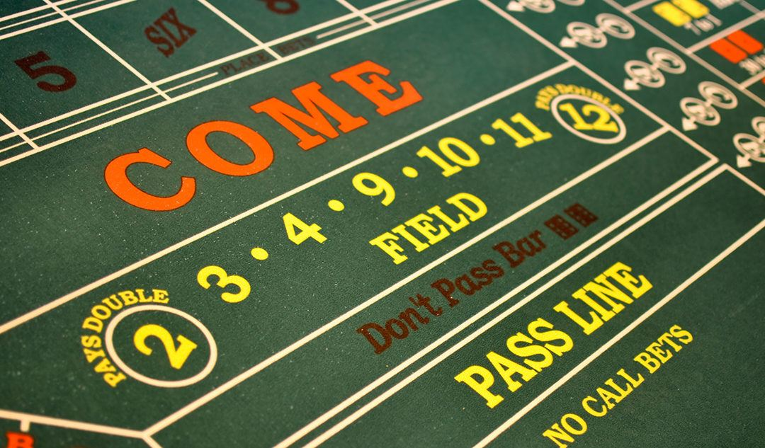 Craps Odds: The Casino Math Behind The Game